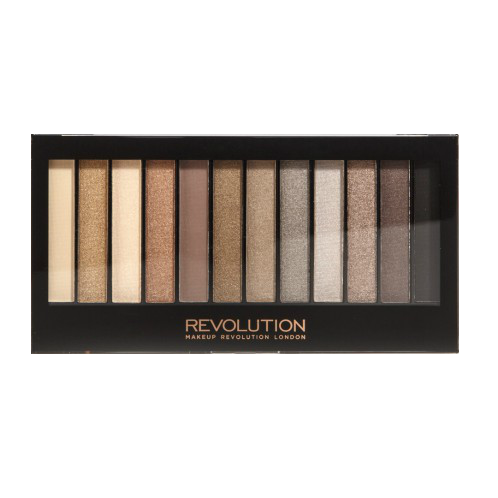 Палетка теней Makeup Revolution - Iconic 2