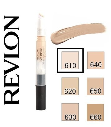 Консилер Revlon ColorStay Under Eye Concealer 610 Fair фото 3
