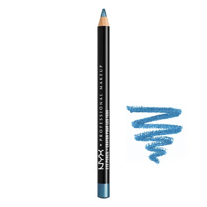 Карандаш для глаз NYX Slim Eye Pencil SPE910 - Satin Blue