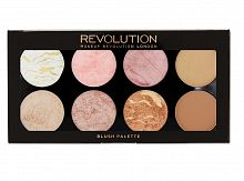 Палетка Makeup Revolution Ultra Pro Blush Palette Golden Sugar