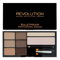 Палетка для бровей Makeup Revolution Ultra Brow - Fair to Medium