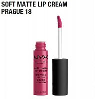 Матовая помада Nyx Soft Matte Lip Cream Prague