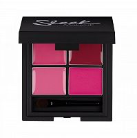 Палетка помад Sleek MakeUp Lip 4 Palette Showgirl