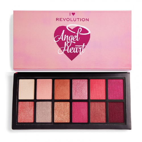 Палетка теней Makeup Revolution Angel Heart