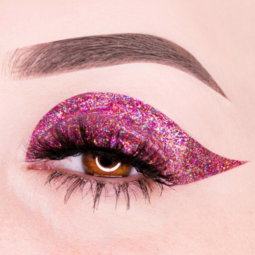 Глиттер Makeup Revolution Glitter Bomb Orion's Belt фото 5