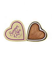 Бронзер I Heart Makeup Blushing Hearts - Love Hot Summer Bronzer