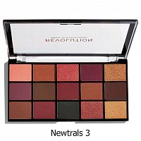 Палетка Makeup Revolution Re-Loaded Palette Newtrals 3