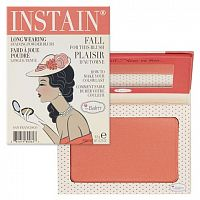 Румяна theBalm Cosmetics Instain - Swiss Dot