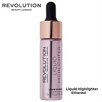 Жидкий хайлайтер Makeup Revolution Liquid Highlighter Ethereal