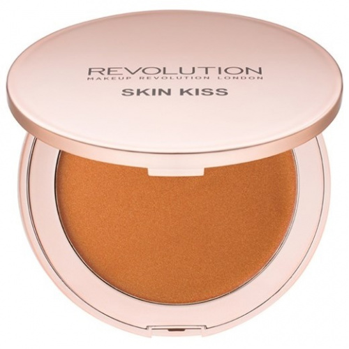 Кремовый бронзатор Makeup Revolution Skin Kiss Bronze Kiss