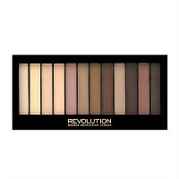 Палетка матовых теней Makeup Revolution - Essential Mattes 2