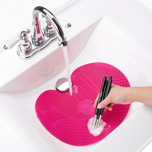 Sigma Beauty - Spa Brush Cleaning Mat фото 2