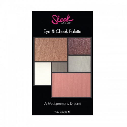 Палетка Sleek Eye & Cheek Palette - A Midsummer's Dream фото 2