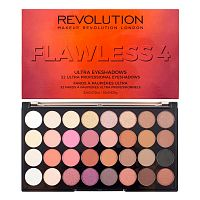 Палетка теней Makeup Revolution - Flawless 4
