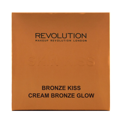 Кремовый бронзатор Makeup Revolution Skin Kiss Bronze Kiss фото 4