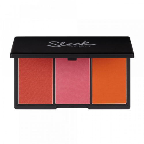 Палетка румян Sleek MakeUp Blush by 3 Pumpkin