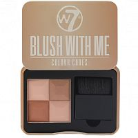Румяна W7 Blush With Me - Cassie Mac