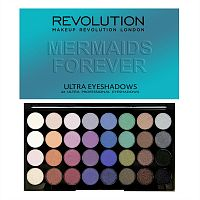 Палетка теней Makeup Revolution - Mermaids Forever