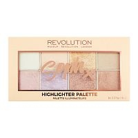 Палетка хайлайтеров Makeup Revolution Soph Highlighter Palette