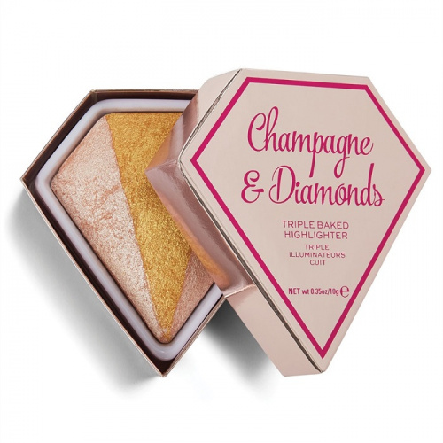 Хайлайтер I Heart Revolution Diamond Champagne & Diamonds