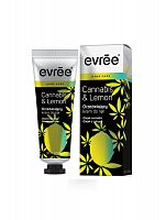 Крем для рук evree - Cannabis & Lemon