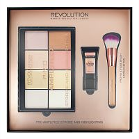 Набор для стробинга Makeup Revolution Amplified Strobe & Highlighting