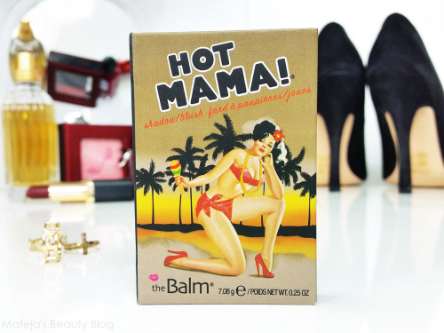 Румяна theBalm Cosmetics - Hot Mama фото 2