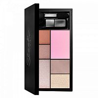 Палетка Sleek Makeup Eye & Cheek - All Day Soiree
