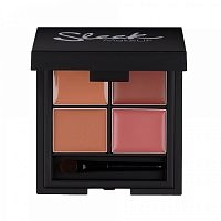 Палетка помад Sleek MakeUp Lip 4 Palette Ballet