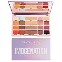 Палетка теней Makeup Revolution X Imogenation The Eyeshadow Palette
