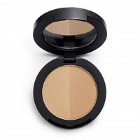 Тени для бровей Revolution PRO Duo Eyebrow Powder Blonde