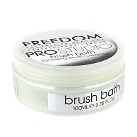 Мыло для кистей Freedom Makeup Professional Studio Brush Bath Paste