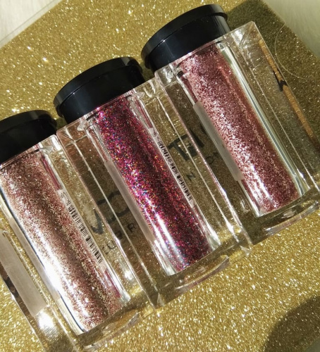 Глиттер Makeup Revolution Glitter Bomb Orion's Belt фото 3