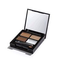 Палетка для бровей Makeup Revolution Focus Fix Brow Kit Medium - Dark