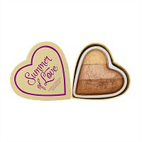 Бронзер I Heart Makeup Blushing Hearts - Hot Summer of love Bronzer