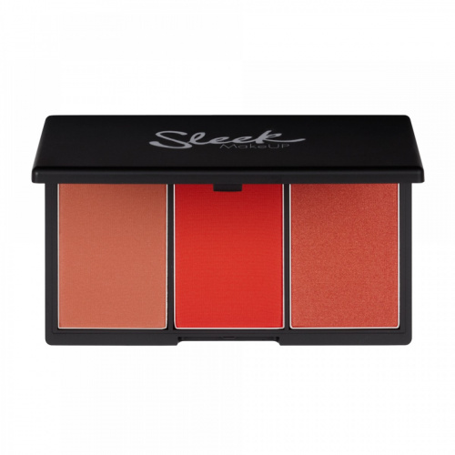 Палетка румян Sleek MakeUp Blush by 3 Flame