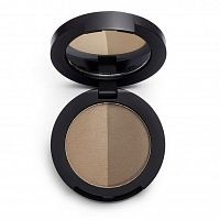 Тени для бровей Revolution PRO Duo Eyebrow Powder Ash Brown