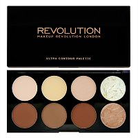 Палетка Makeup Revolution Ultra Contour Palette