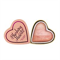 Румяна I Heart Makeup Blushing Hearts - Peachy Pink Kisses