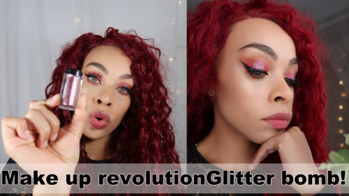 Глиттер Makeup Revolution Glitter Bomb Orion's Belt фото 8
