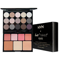 Набор для макияжа NYX - Butt Naked Eyes MakeUp Palette