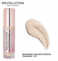 Консилер Makeup Revolution Conceal and Define Concealer - C2