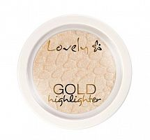 Хайлайтер Lovely Gold Highlighter