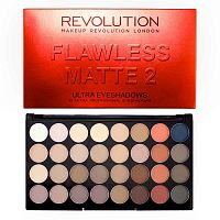 Палетка теней Makeup Revolution - Flawless Matte 2