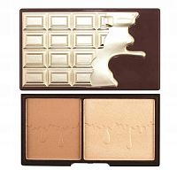 Хайлайтер и бронзер Makeup Revolution I Heart Makeup Bronze and Glow