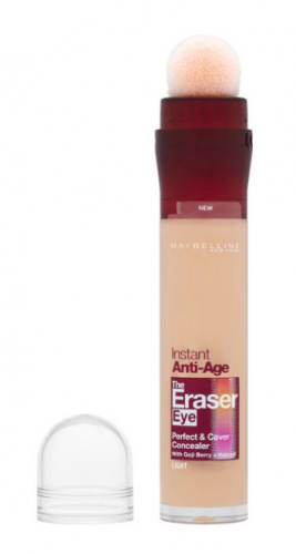 Консилер Maybelline The Eraser Eye Instant Anti-Age - Light