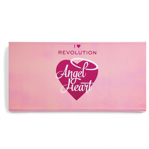 Палетка теней Makeup Revolution Angel Heart фото 4