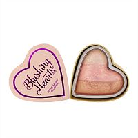 Румяна I Heart Makeup Blushing Hearts - Iced Hearts