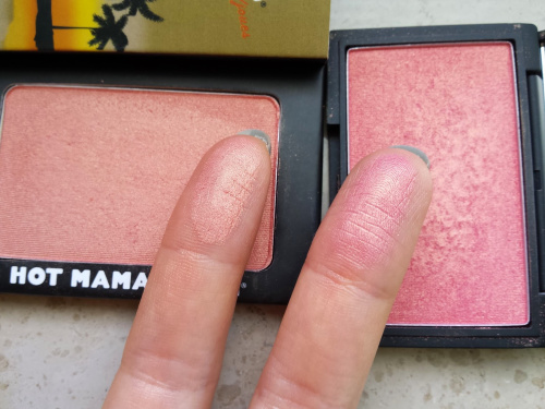 Румяна theBalm Cosmetics - Hot Mama фото 7