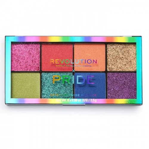 Палетка теней Makeup Revolution X Pride Spirit Of Pride